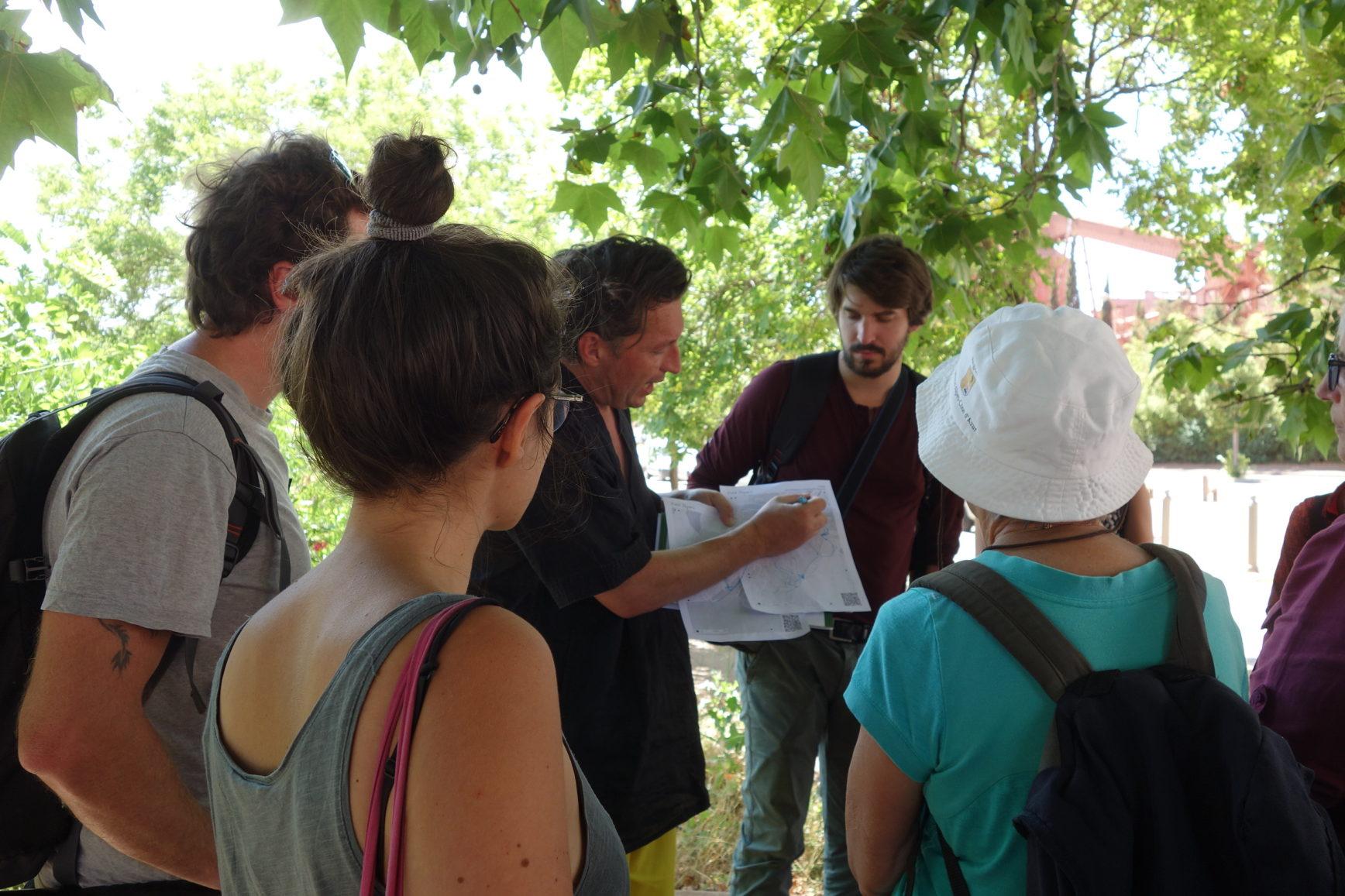 Samedi juin gardanne bureau des guides du gr